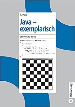Java - exemplarisch: Learning by doing