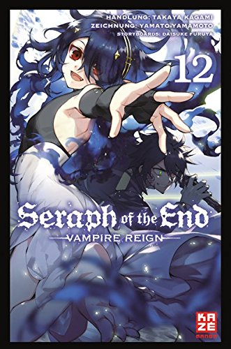 Seraph of the End 12: Vampire Reign