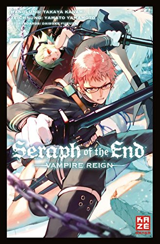 Seraph of the End 07: Vampire Reign