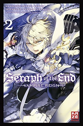 Seraph of the End 02: Vampire Reign