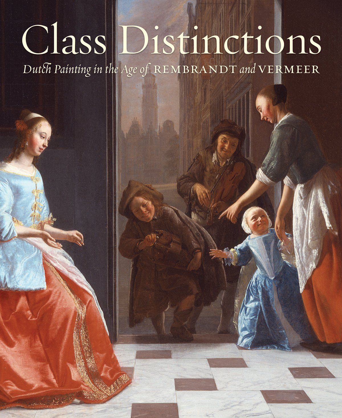 Class distinctions : dutch painting in the age of ...