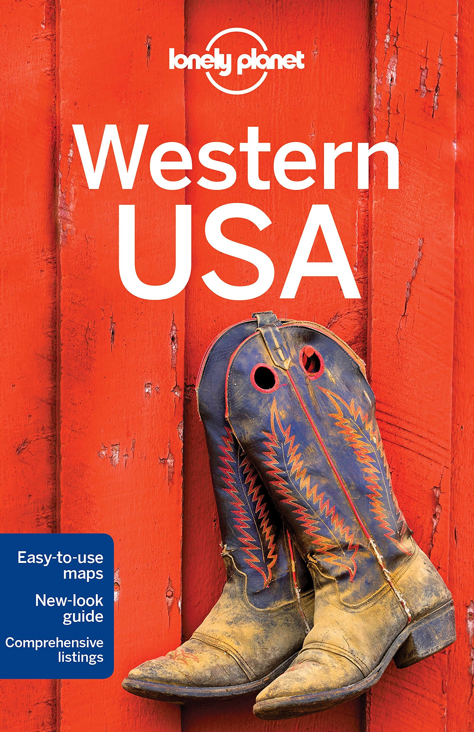 Western USA 3 (Country Regional Guides)