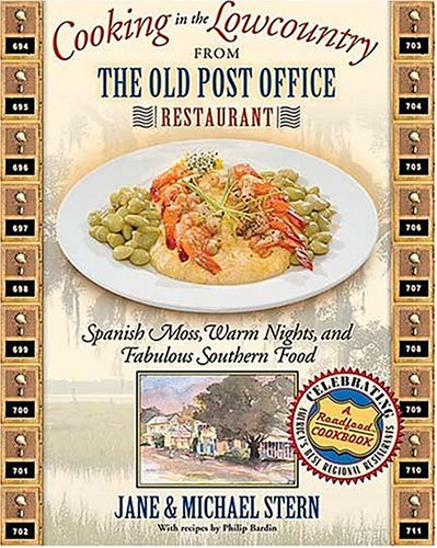 Cooking in the Lowcountry from The Old Post Office...