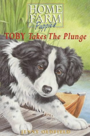 Toby Takes the Plunge