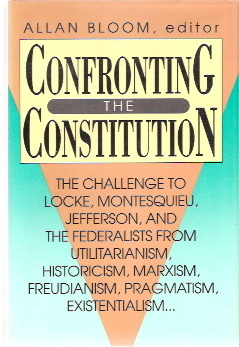 Confronting The Constitution: The Challenge To Loc...