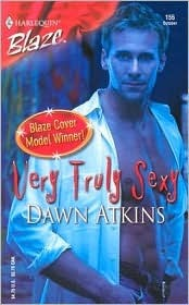 Very Truly Sexy (Harlequin Blaze #155)(Sex & The S...