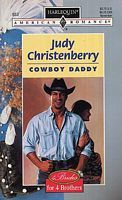 Cowboy Daddy (Brides for Brothers, #2)