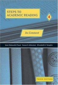 Steps To Academic Reading 4