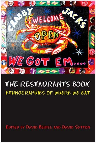 The Restaurants Book: Ethnographies of Where we Ea...