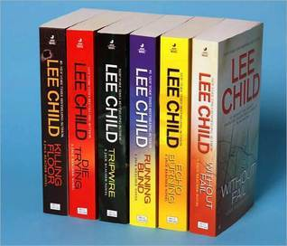 Lee Child's Jack Reacher Books 1-6: With Prose Tra...