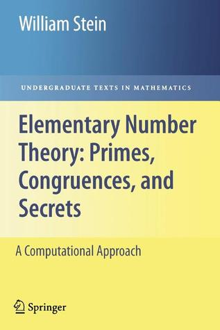 Elementary Number Theory: Primes, Congruences, And...