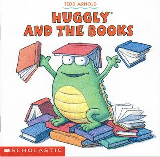 Huggly and the Books