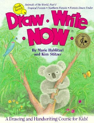 Draw Write Now Book 7: Animals of the World, Part ...