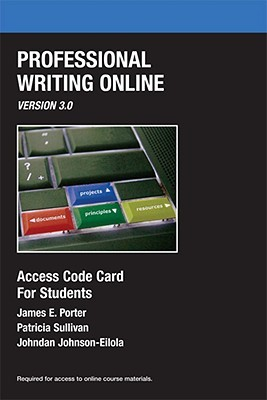 Professional Writing Online, Version 3.0