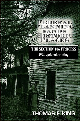 Federal Planning and Historic Places: The Section ...