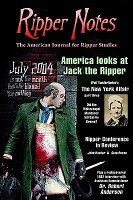 Ripper Notes: America Looks at Jack the Ripper