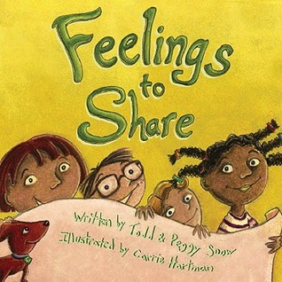 Feelings to Share Board Book (You Are Important Se...