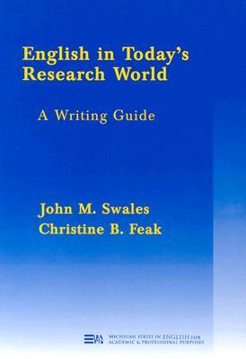 English in Today's Research World: A Writing Guide...