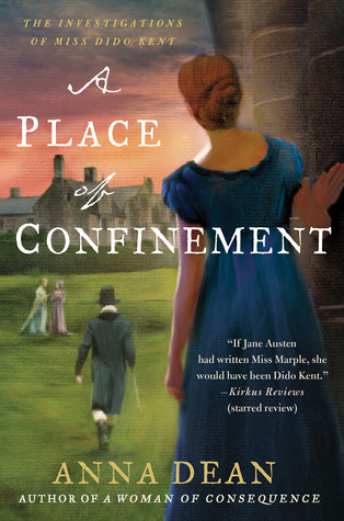 A Place of Confinement: The Investigations of Miss...