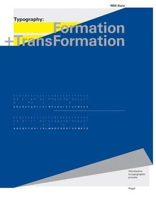 Typography: Formation and Transformation: Introduc...