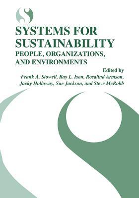 Systems for Sustainability: People, Organizations,...