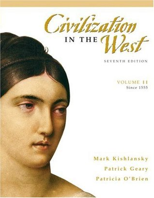 Civilization in the West, Volume II (since 1555)