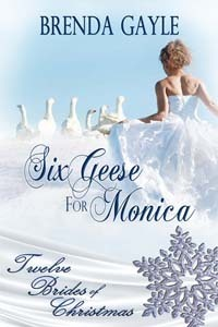 Six Geese for Monica