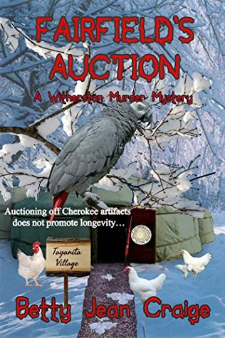Fairfield's Auction: A Witherston Murder Mystery