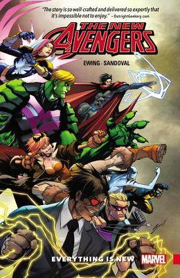 New Avengers: A.I.M., Volume 1: Everything is New