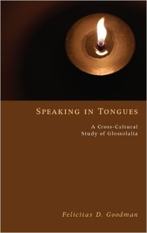 Speaking In Tongues: A Cross Cultural Study Of Glo...
