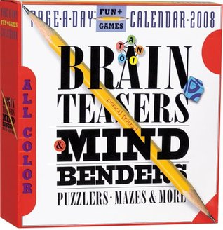 Brainteasers Page-A-Day Calendar 2008