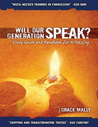 Will Our Generation Speak? Study Guide and Handboo...